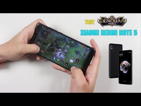 Test game Liên quân mobile trên chip Snapdragon 636: Xiaomi Redmi Note 5 chơi tốt không?