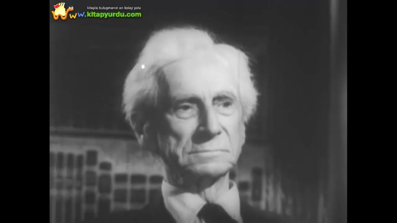 Bertrand Russell: Felsefe Nedir? (1960) | Türkçe Altyazılı (Eng Sub)