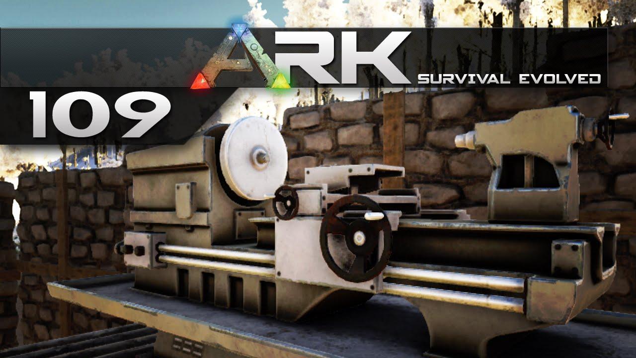 Ark survival evolved 109 fabricator youtube malvernweather Gallery