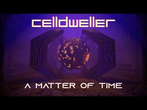 Celldweller - A Matter of Time (Official Lyric Video)