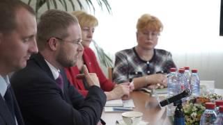 Визит Руководителя Россельхознадзора Сергея Данкверта в ФГБУ