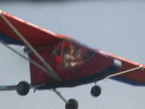 Marc Young Flying CGS Hawk at BlackWater Creek