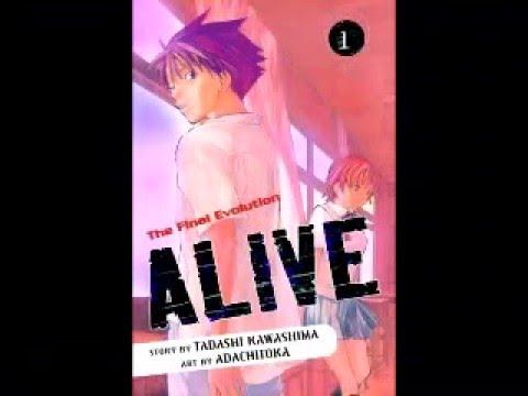 Alive- The Final Evolution- Monster
