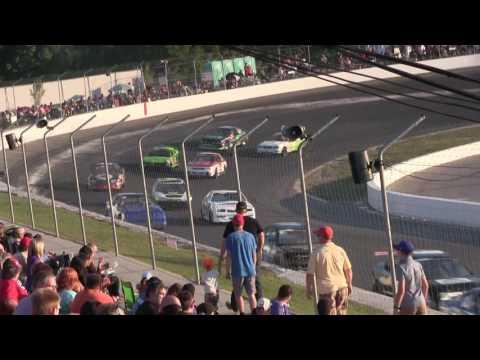 Sunset Speedway Mighty Mini Fast Qualifier Dash 2016 09 03