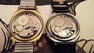 Stanley De Luxe + Windsor De Luxe watches