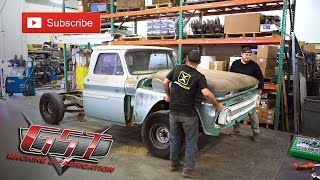 '65 CHEVY C10 - NEW Shop BUILD