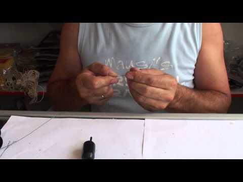 как сделать снасть резинку своими руками на судака