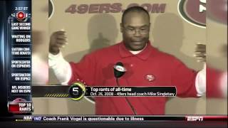 SportsCenter Top 10 Sports Rants Of All Time HD 720p