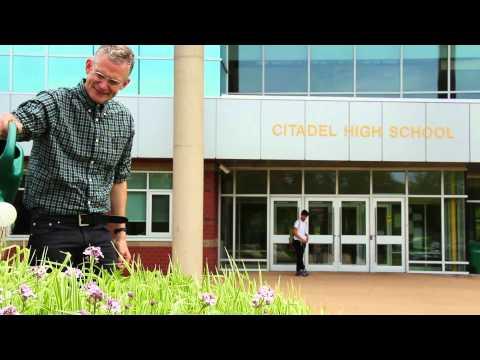 Citadel High School Grad Video 2014