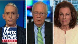 Fox News expert panel tears into Trump's defense team
