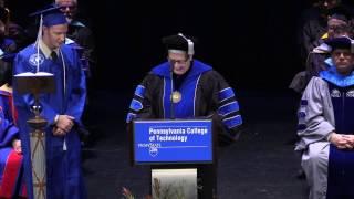 Penn College Commencement: December 17, 2016