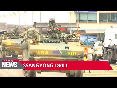 S. Korea, U.S. wrap up scaled-down joint military exercise