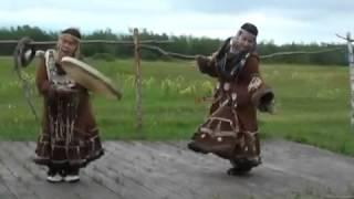 Кайныран.  Танцы коряков, ительменов, чукчей.(Камчатские традиции., 2014-12-10T21:05:10.000Z)