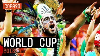 Mexico's Mad Obsession With The World Cup