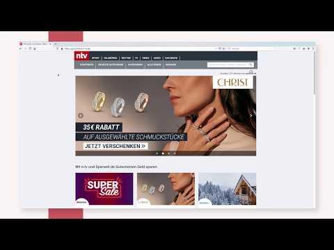 Video: ebookers Gutschein auf n-tv