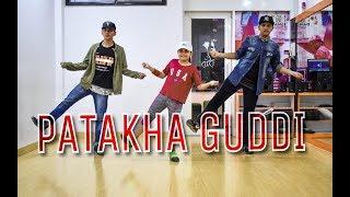 Patakha Guddi Remix Highway Dance Choreography By Vijay Akodiya Aka V.j