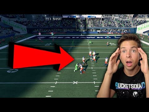 YOU WON'T GUESS HOW THIS PLAY ENDS😂!! MADDEN 18 NO MONEY SPENT #10