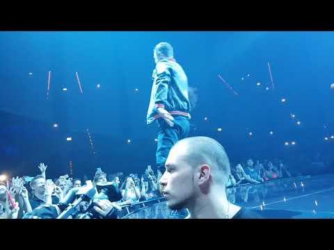 Justin Timberlake Tourstart Mannheim 13.07.2018