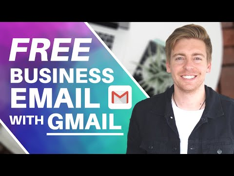how-to-create-a-business-email-|-complete-setup-with-gmail-for-free