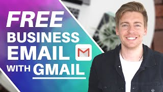 How to Create a Busİness Email | Complete Setup with Gmail for Free