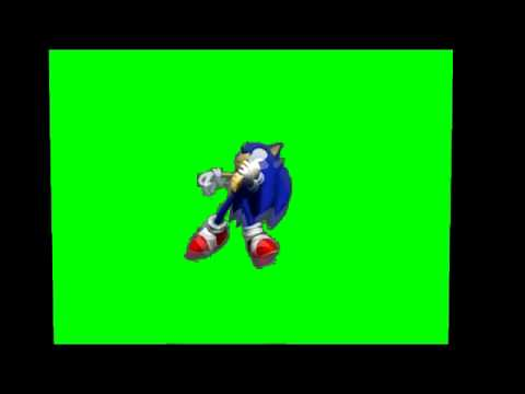 how to clean green screen