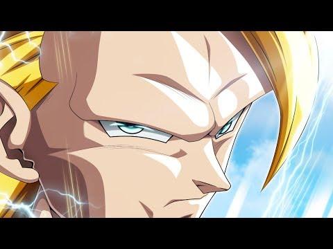 Goku's Super Saiyan 3 Transformation [Dubstep Remix] [Dragon Ball Z]
