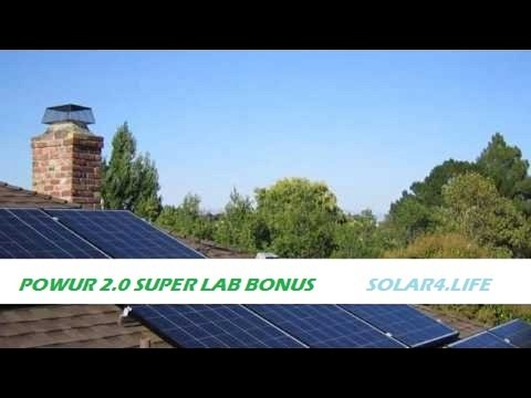 Powur 2.0 Super Lab Bonus Update