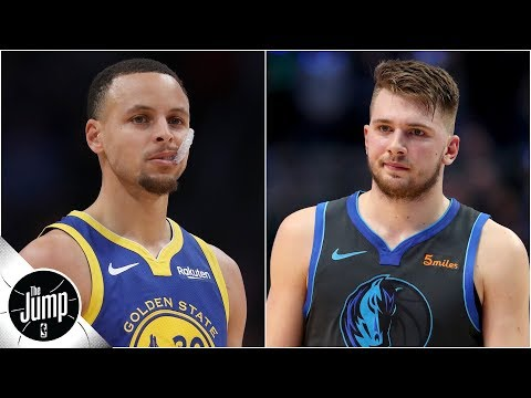 Luka Doncic getting more All-Star votes than Steph is 'disrespectful' - Tracy McGrady | The Jump thumbnail