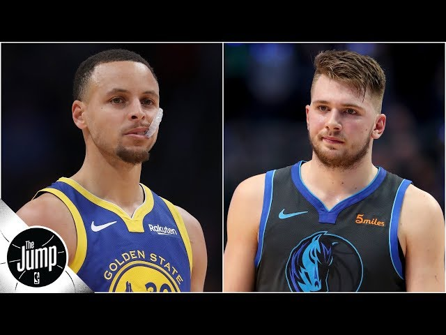 Luka Doncic getting more All-Star votes than Steph is 'disrespectful' - Tracy McGrady | The Jump
