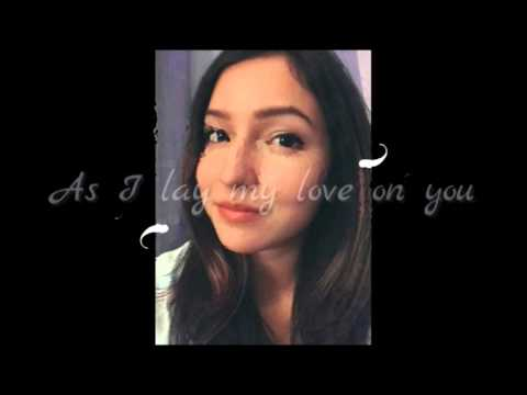 lirik lagu i lay my love on you