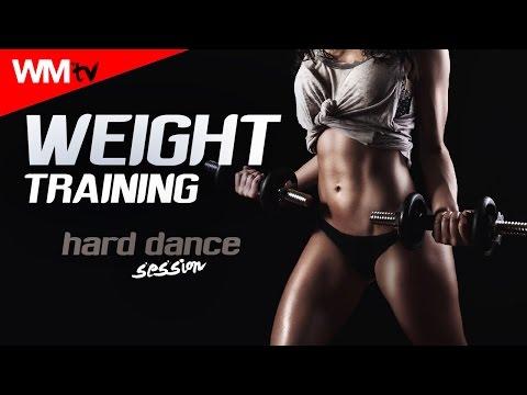 Hot Workout // Weight Training Hard Dance Session (Various Bpm) // WMTV
