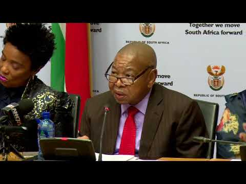 Dr Blade Nzimande releases preliminary 2018 Easter Road Safety Report