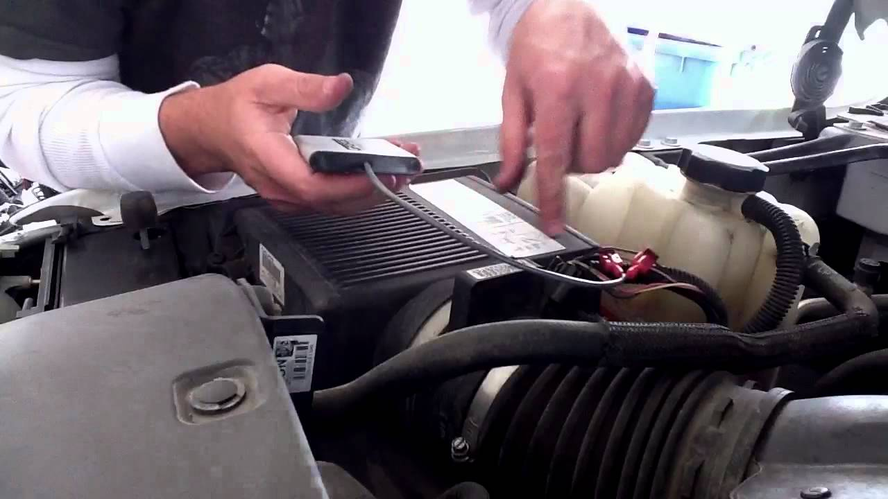 2001 Ford Taurus Engine Diagram Ae111 Wiring G Force Perfomance Chip Install Youtube