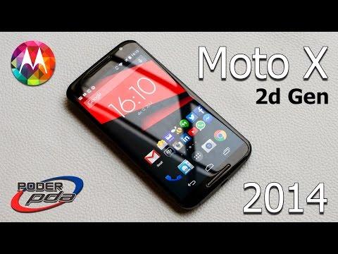 Moto X Segunda Generación 2014 - Análisis