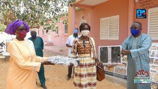 Thiès : L'association Africa Feliz Sénégal investit plus de 64 millions FCFA au CEM Diameguene