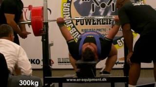 Andrey Konovalov 1065kg total 1.place +125 IPF Junior Worlds 09