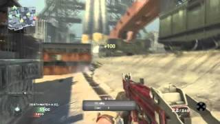 """Gameplay Call of Duty Black Ops """"38-9"""""""