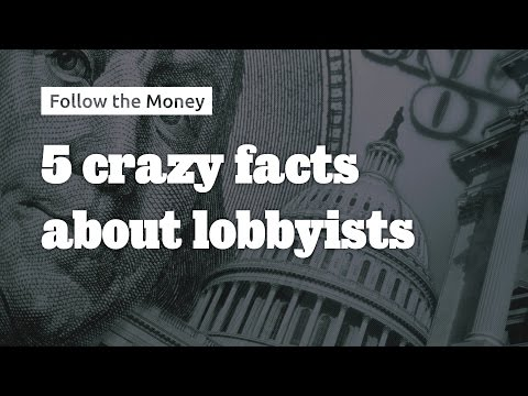 5 Crazy Facts About Lobbyists - Follow the Money #11