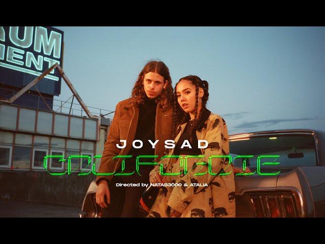 joysad - Californie (Clip Officiel)