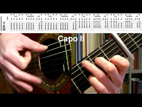 Last Christmas (Guitar lesson)