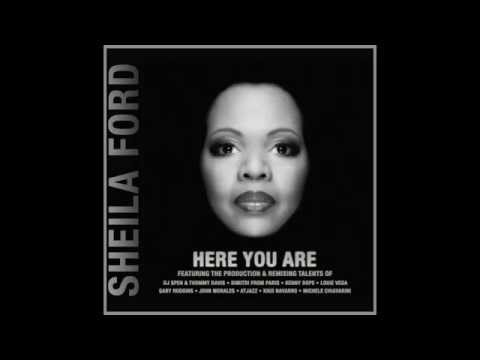 Sheila Ford - Why Can't You See (Louie Vega & Dj Spen Mix)
