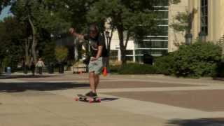 Sidewalk Surfing In Iowa City: The UI Longboarding Club