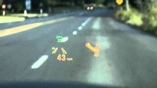 BMW - Heads Up Display