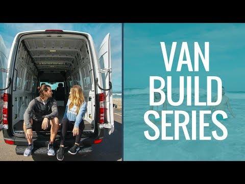 VAN BUILD SERIES (Ep. 2): Van Insulation, Fantastic Vent Fan Installation & Van Wiring