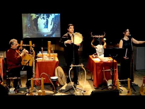 LyrAvlos - ANCIENT GREEK MUSICAL INSTRUMENTS ENSEMBLE