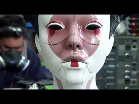 Behind the Scenes at Weta Workshop: Ghost in the Shell