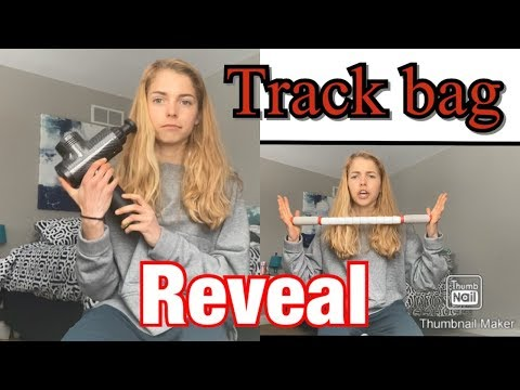 What's In My Track Bag? | Distance Runner