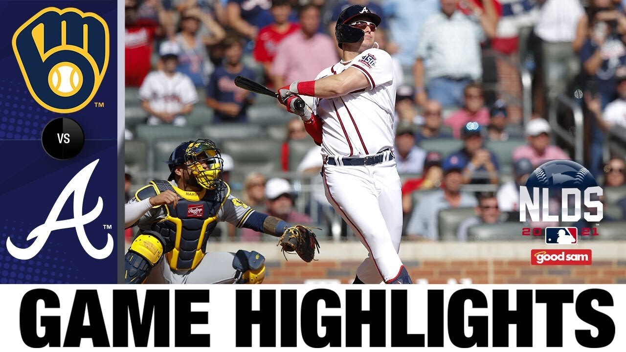 Download Brewers vs. Braves NLDS Game 3 Highlights (10/11/21)   MLB Highlights