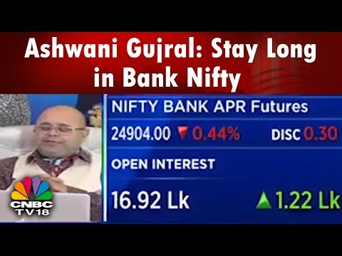 Ashwani Gujral: Stay Long in Bank Nifty, Comm Vehicle Sector to Perform Well | Halftime Report