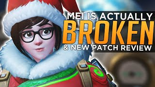 Overwatch: Mei is Actually BROKEN! & New Patch Meta Review